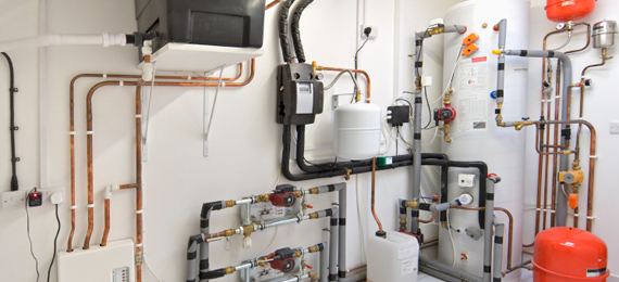 Energy Efficient Hot Water Heating